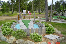 Wildwedge Golf, Mini Golf and Maze, Pequot Lakes, United States