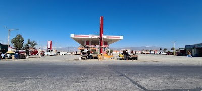 Hussainkhail pump station حسینخیل پطرول پمپ