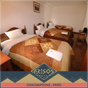 Hotel Frisos - Chachapoyas, Perú 4