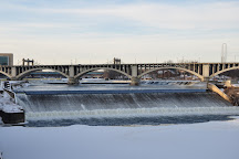 St. Anthony Falls, Minneapolis, United States