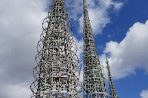 Watts Towers, Los Angeles, United States
