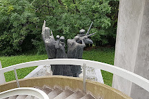 Memorial to the National Liberation Battle in Dražgoše, Železniki, Slovenia