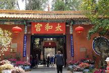 Kunming Golden Temple, Kunming, China