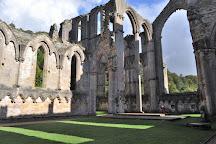 Fountains Abbey, Ripon, United Kingdom
