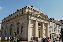 Deak teri evangelikus templom, Budapest, Hungary