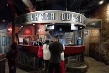 Laser Quest, Nashville, United States