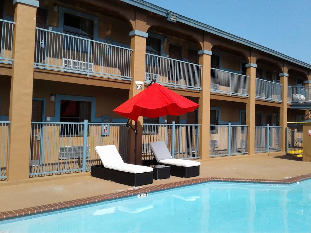 Rodeway Inn Galveston Cruiseport, TX