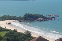 Tingua Beach, Governador Celso Ramos, Brazil