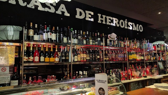 Café MECCANO Gastrobar, GRUPO LOS CABEZUDOS