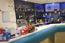 Blue Bar, Orvieto, Italy
