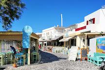 Pollonia Beach, Pollonia, Greece