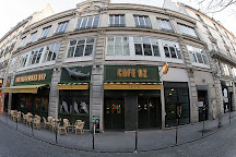 Cafe Oz Chatelet, Paris, France