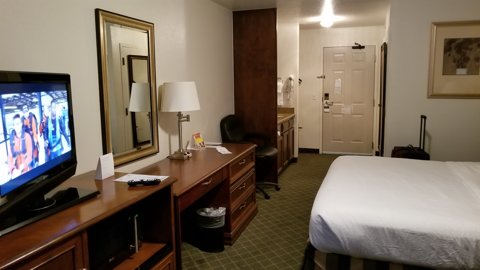Holiday Inn and Convention Center Map - Redding, California - Mapcarta