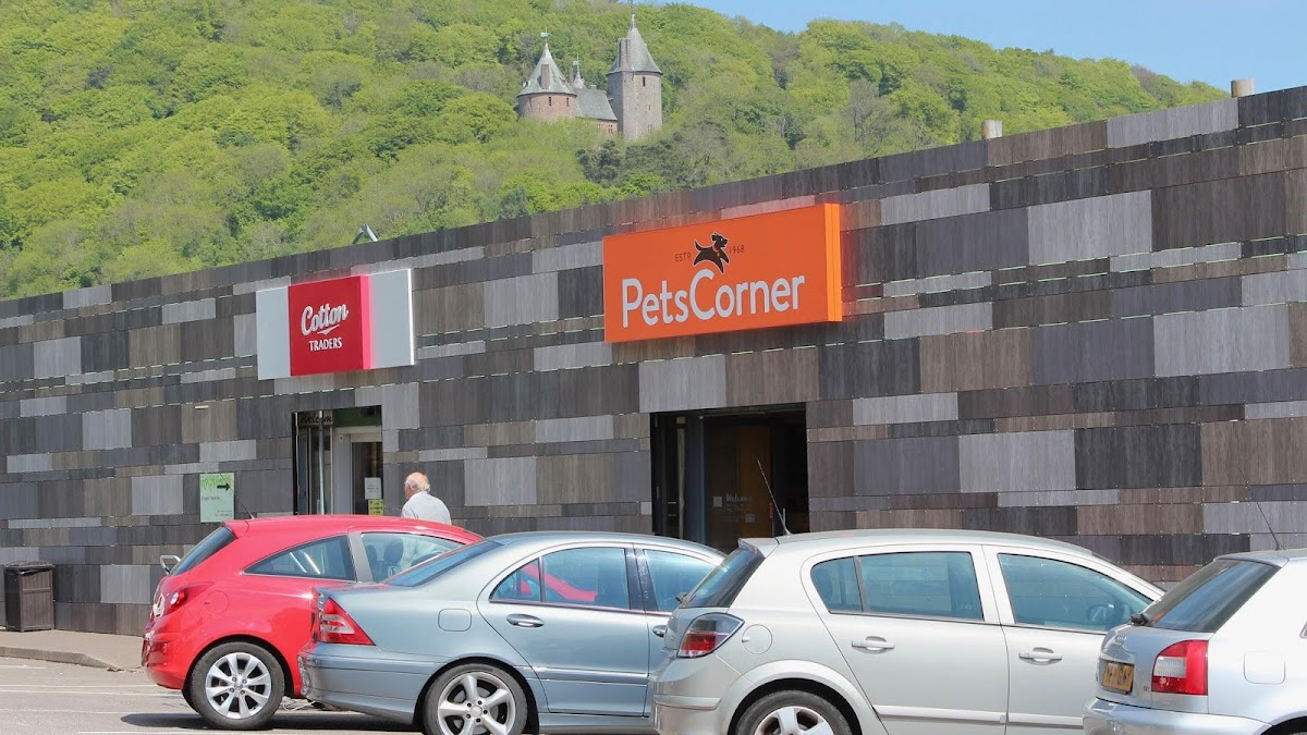 Pets Corner Cardiff store