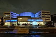 Teatro Cafam de Bellas Artes, Bogota, Colombia