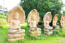 Wat Pasawangboon, Kaeng Khoi, Thailand