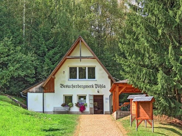 Besucherbergwerk Pöhla