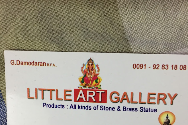 Little Art Gallery, Mahabalipuram, India
