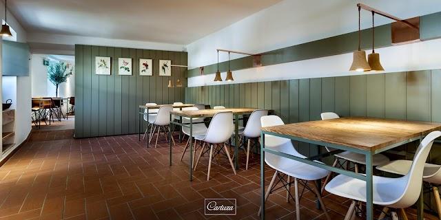 Cafetaria Pateo de Sao Miguel