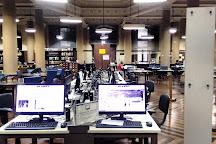 National Library (Biblioteca Nacional), Rio de Janeiro, Brazil
