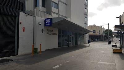 Redfern Police Station