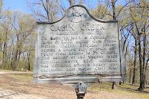 Cabin Creek Battlefield, Big Cabin, United States