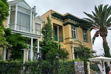 Museo Mirador Lukas, Valparaiso, Chile