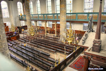 Portuguese Synagogue, Amsterdam, The Netherlands
