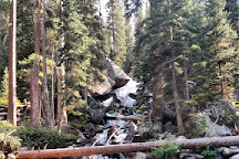 Calypso Cascades, Rocky Mountain National Park, United States