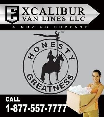 Excalibur Moving Company los-angeles USA