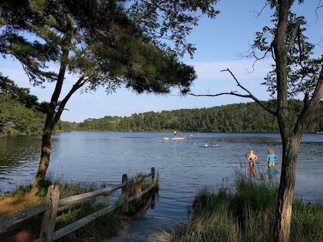 Long Pond Swimming Beach