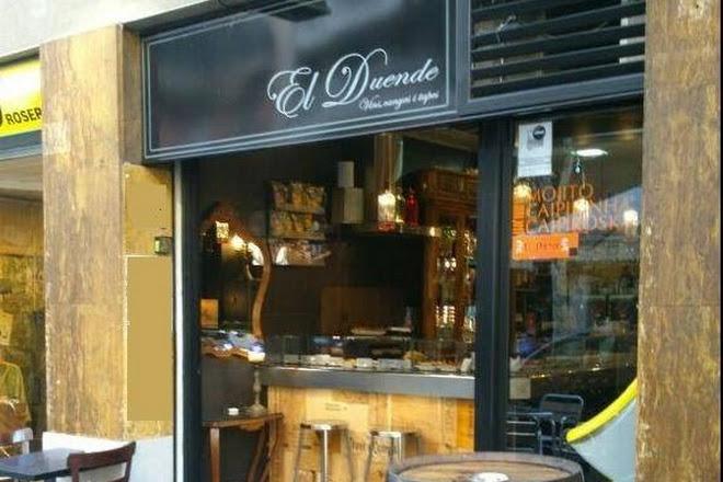 Bar El Duende, Barcelona, Spain
