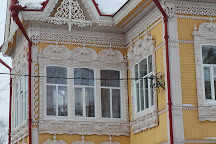 House with Firebird, Tomsk, Russia