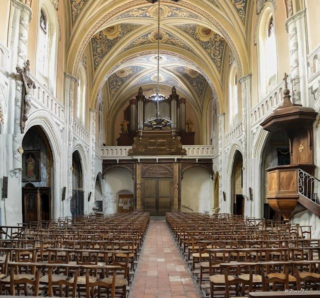 Collegiale Saint-Remy