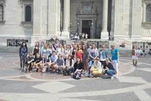 Budapest Team Tours, Budapest, Hungary