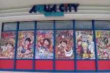 Aqua City Odaiba, Minato, Japan