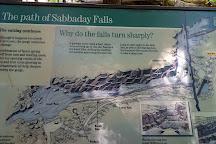 Sabbaday Falls, Conway, United States