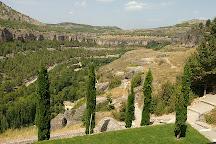 Las Ruinas del Castillo de Cuenca, Cuenca, Spain
