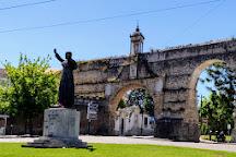 Sao Sebastiao Aqueduct, Coimbra, Portugal