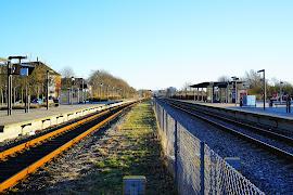 Железнодорожная станция  Lindholm St.