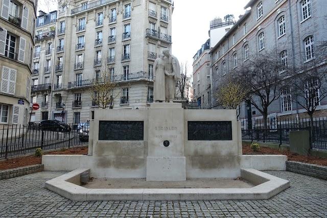 Square Joël Le Tac