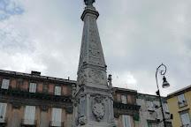 San Domenico Maggiore, Naples, Italy