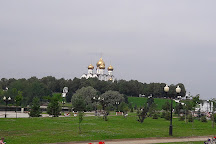 Monument 1000 Years of Yaroslavl, Yaroslavl, Russia
