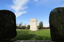 American War Cemetery 'Flanders Field', Waregem, Belgium