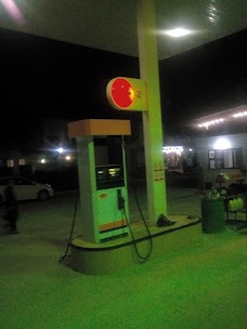 Hascol Petrol Pump larkana