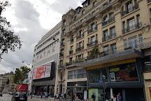 Cinema Pathe Wepler, Paris, France