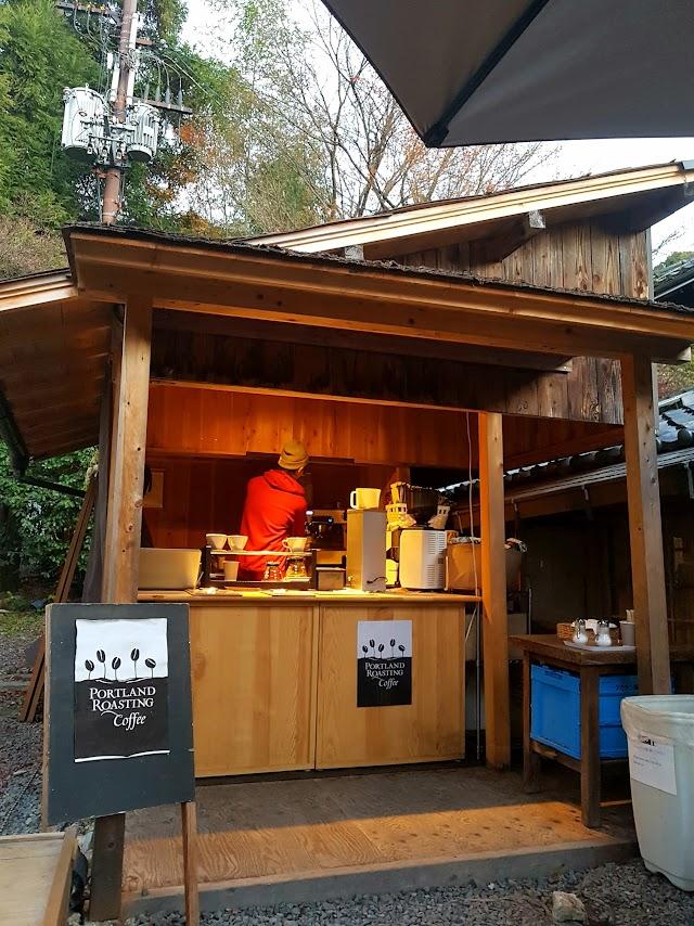 Portland Roastering Coffee Higashiyama, Kyoto