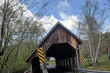 Emerts Cove Covered Bridge, Sevierville, United States