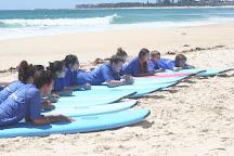 Australian Surfing Adventures, Miami, Australia