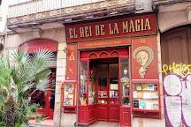 Teatre Museu El Rei de la Magia, Barcelona, Spain